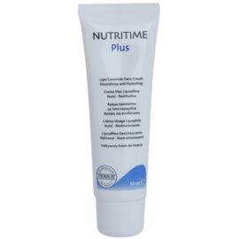 Synchroline Nutritime Plus krem odżywczo-nawilżający z ceramidami  50 ml