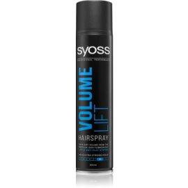 Syoss Volume Lift Hairspray - Strong Hold 48h  300 ml