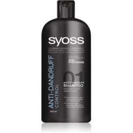 Syoss Anti-dandruff Control Anti-Ross Shampoo   500 ml