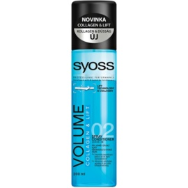 Syoss Volume Collagen & Lift balsamo in spray  200 ml
