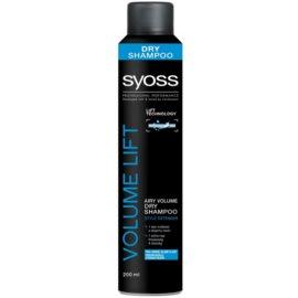 Syoss Volume Lift champô seco para dar volume  200 ml