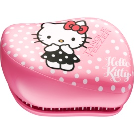 Tangle Teezer Compact Styler Hello Kitty brosse à cheveux type Pink