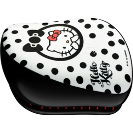 Tangle Teezer Compact Styler Hello Kitty brosse à cheveux type Black