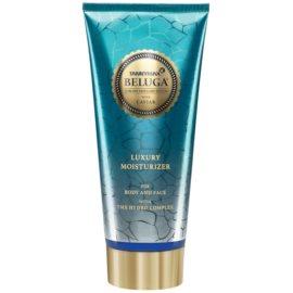 Tannymaxx Beluga with Caviar Feuchtigkeitscreme für Körper und Gesicht  200 ml