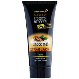 Tannymaxx Choco Me! XtraBlack Solarium Tanning Butter with Bronzer  100 ml