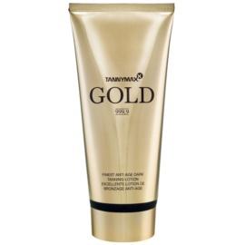 Tannymaxx Gold 999,9 creme hidratante com cor  de  bronzeamento gradual   200 ml