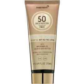 Tannymaxx Protective Body Care SPF vodoodporni losjon za sončenje za obraz SPF 50  75 ml