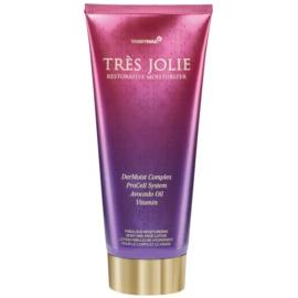 Tannymaxx Trés Jolie зволожуючий крем для тіла та обличчя  200 мл
