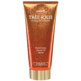 Tannymaxx Trés Jolie nicht fettende Solarium-Sonnencreme   200 ml
