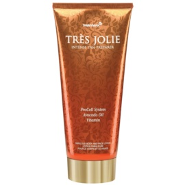 Tannymaxx Trés Jolie nemastný opalovací krém do solária  200 ml