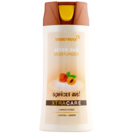 Tannymaxx Apricot Me! XtraCare lotiune de corp hidratanta dupa expunerea la soare  250 ml