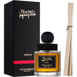 Teatro Fragranze Incenso Imperiale aroma diffúzor töltelékkel 100 ml