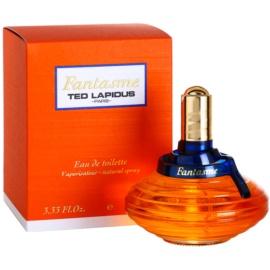 Ted Lapidus Fantasme Eau de Toilette für Damen 100 ml
