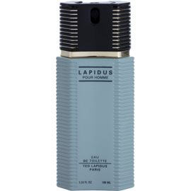 Ted Lapidus Lapidus Pour Homme toaletní voda tester pro muže 100 ml