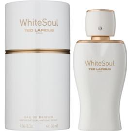 Ted Lapidus White Soul eau de parfum pentru femei 50 ml