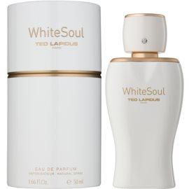 Ted Lapidus White Soul Eau de Parfum für Damen 50 ml