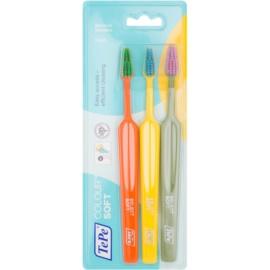 TePe Colour Soft fogkefék 3db