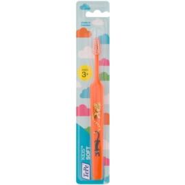 TePe Kids zubní kartáček pro děti soft