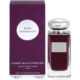 Terry de Gunzburg Rose Infernale Eau de Parfum para mulheres 100 ml