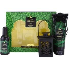 Tesori d'Oriente Sandalo del Kashmir e Vetiver coffret I. Eau de Toilette 100 ml + creme de duche 250 ml + lanterna 1 ks