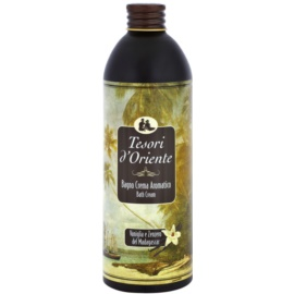 Tesori d'Oriente Vanilla & Ginger of Madagaskar produkt do kąpieli unisex 500 ml