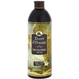 Tesori d'Oriente Vanilla & Ginger of Madagaskar fürdő termék unisex 500 ml