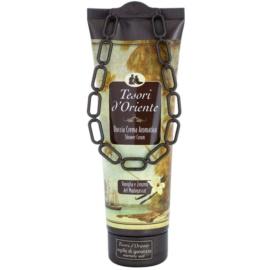 Tesori d'Oriente Vanilla & Ginger of Madagaskar żel pod prysznic dla kobiet 250 ml