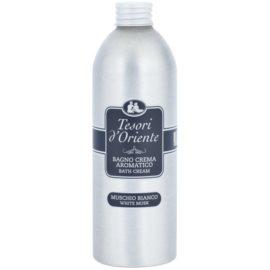 Tesori d'Oriente White Musk prodotto per il bagno per donna 500 ml