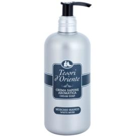 Tesori d'Oriente White Musk Parfümierte Seife  für Damen 300 ml