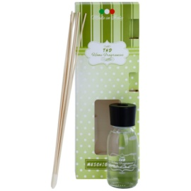 THD Home Fragrances Muschio Bianco aroma difuzér s náplní 100 ml
