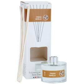 THD Platinum Collection Fresh Vanilla aroma difuzér s náplní 100 ml