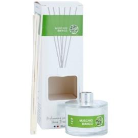 THD Platinum Collection Muschio Bianco difusor de aromas con el relleno 100 ml