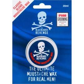 The Bluebeards Revenge Classic Blend Schnurrbartwachs  20 ml