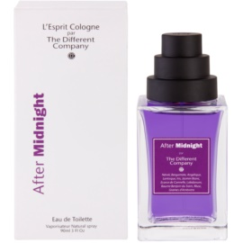 The Different Company After Midnight Eau de Toilette unissexo 90 ml