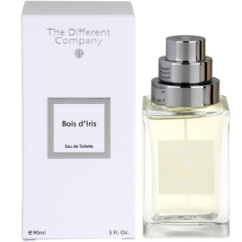 The Different Company Bois d´Iris toaletna voda za ženske 90 ml polnilna