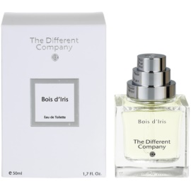 The Different Company Bois d´Iris eau de toilette para mujer 50 ml