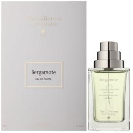 The Different Company Bergamote eau de toilette nőknek 100 ml utántölthető