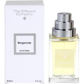 The Different Company Bergamote eau de toilette nőknek 90 ml utántölthető
