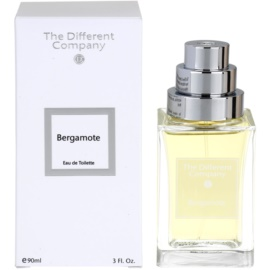 The Different Company Bergamote Eau de Toilette für Damen 90 ml Nachfüllbar