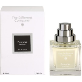 The Different Company Pure eVe Eau de Parfum para mulheres 50 ml