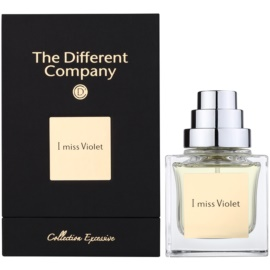 The Different Company I Miss Violet Parfumovaná voda unisex 50 ml