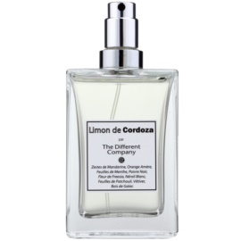 The Different Company Limon De Cordoza toaletní voda tester unisex 90 ml