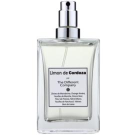 The Different Company Limon De Cordoza toaletní voda tester unisex 90 ml