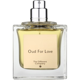 The Different Company Oud For Love eau de parfum teszter unisex 50 ml
