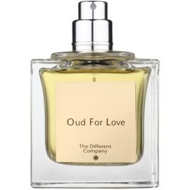 The Different Company Oud For Love eau de parfum teszter unisex 50 ml