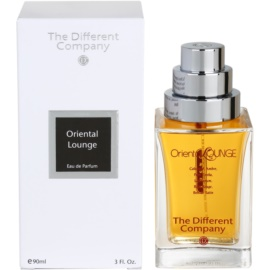 The Different Company Oriental Lounge woda perfumowana unisex 90 ml napełnialny