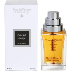 The Different Company Oriental Lounge Eau de Parfum unisex 90 ml Nachfüllbar