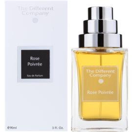The Different Company Rose Poivree Eau de Parfum para mulheres 90 ml recarregável