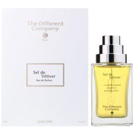The Different Company Sel de Vetiver eau de parfum unisex 100 ml
