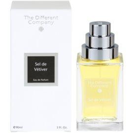 The Different Company Sel de Vetiver eau de parfum unisex 90 ml